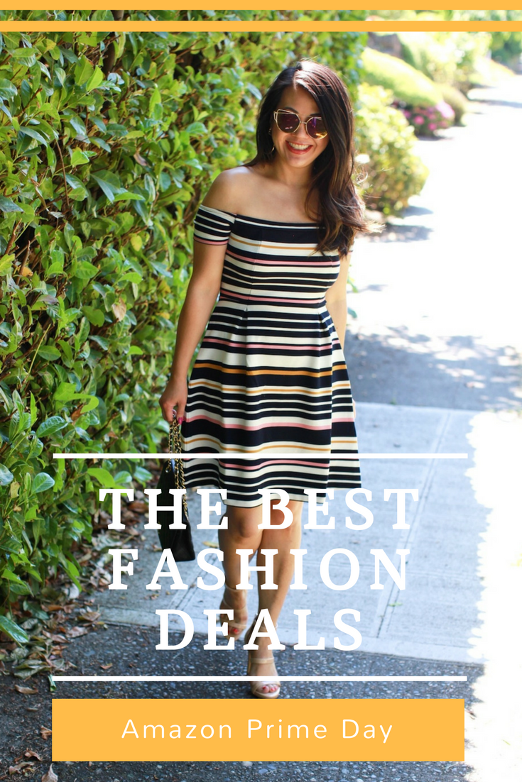 The best fashion deals on amazon prime day!