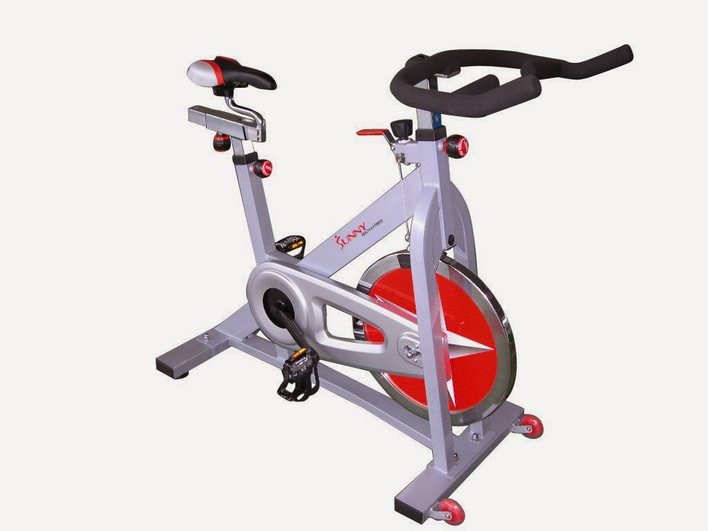 b4d66191a20 Exercise Bike Zone  Top Best Sunny Health   Fitness Indoor Cycling ...