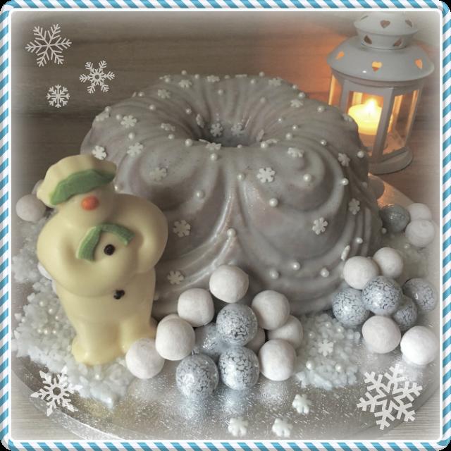 Snowball Bundt Cake