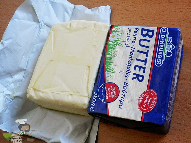 butter for baking cakes in Nigeria