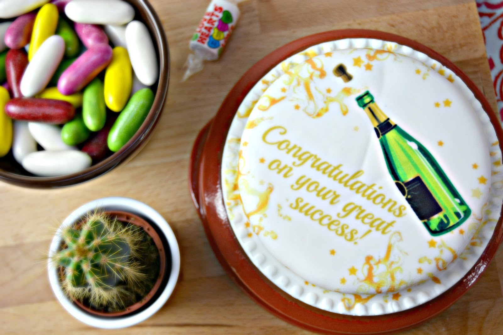 congratulations, occasion, birthday cake, birthday candles, cake, vanilla cake, bakerdays, cake by post,