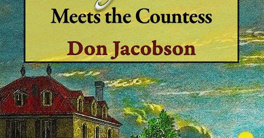 Don Jacobson - Audio Books - Guest Post and Giveaway