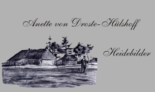 Heide mit Haus Heidebilder