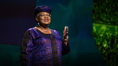 Ngozi Okonjo-Iweala Appointed Member Of Board Of Directors To Twitter Inc