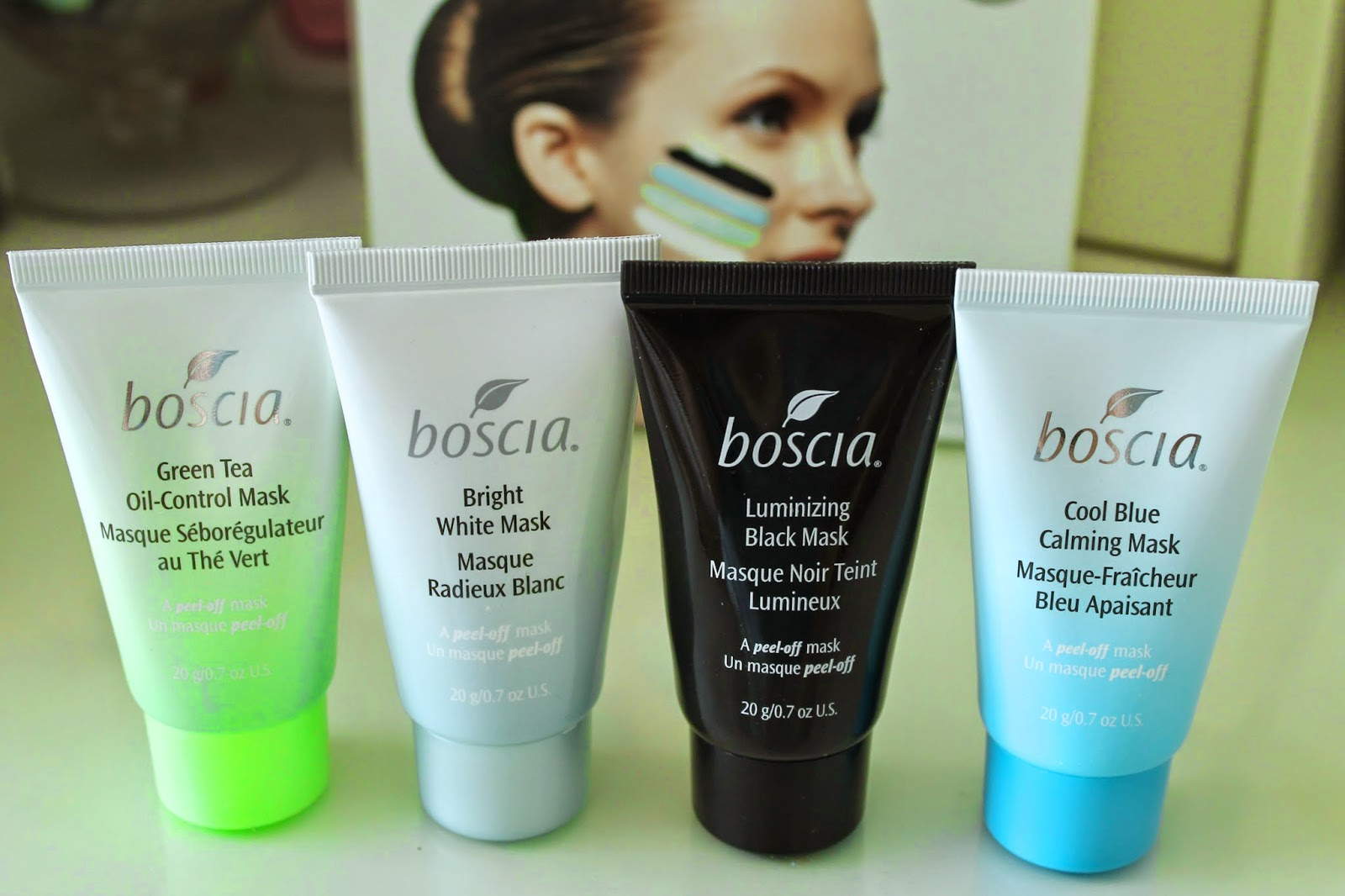 Boscia The Art Of Multi-Masking Kit