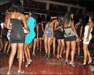 Nigerians React As Prostitutes Declare Support For Atiku