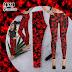 Paso De Oro Dance Company Camouflage Leggings Special Request
