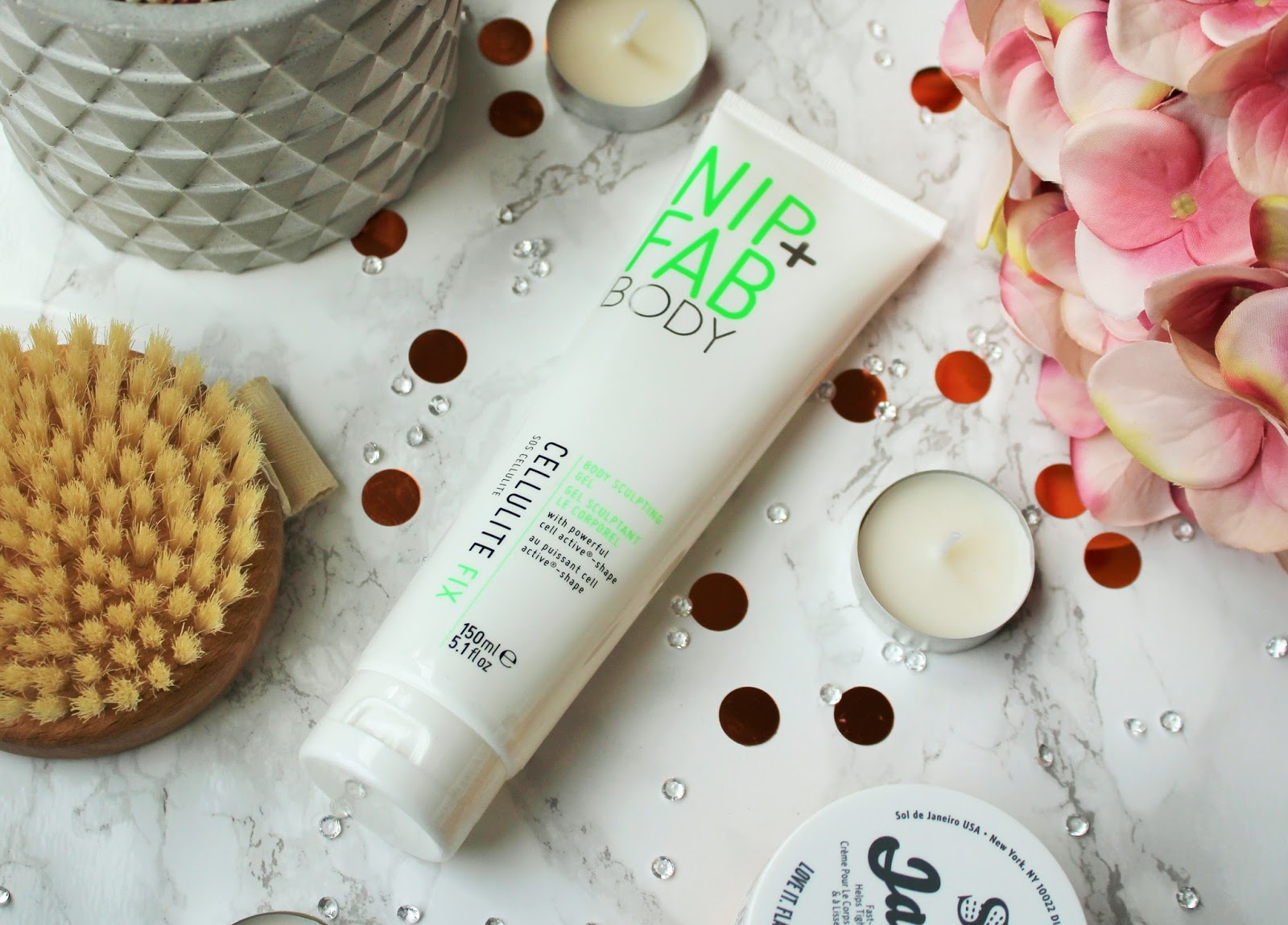 My Favourite Body Firming Products - 6 - Nip + Fab Cellulite Fix