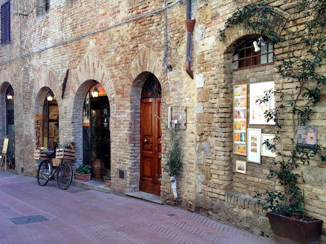 pueblos de la Toscana