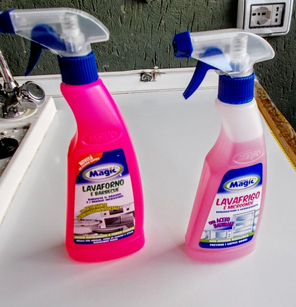 Euro contest prodotti per la pulizia della casa mister magic piccoli problemi grandi soluzioni - Prodotti per pulire casa ...