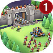 Playstore icon of Game of Warriors
