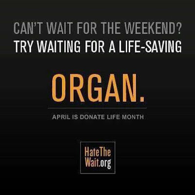 Can 39 t wait for the weekend try waiting for a life saving for Can you donate organs if you have a tattoo
