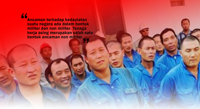 China Paling Diuntungkan Kalau Indonesia Anut Sistem Dwikewarganegaraan