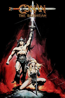 Conan the Barbarian Poster