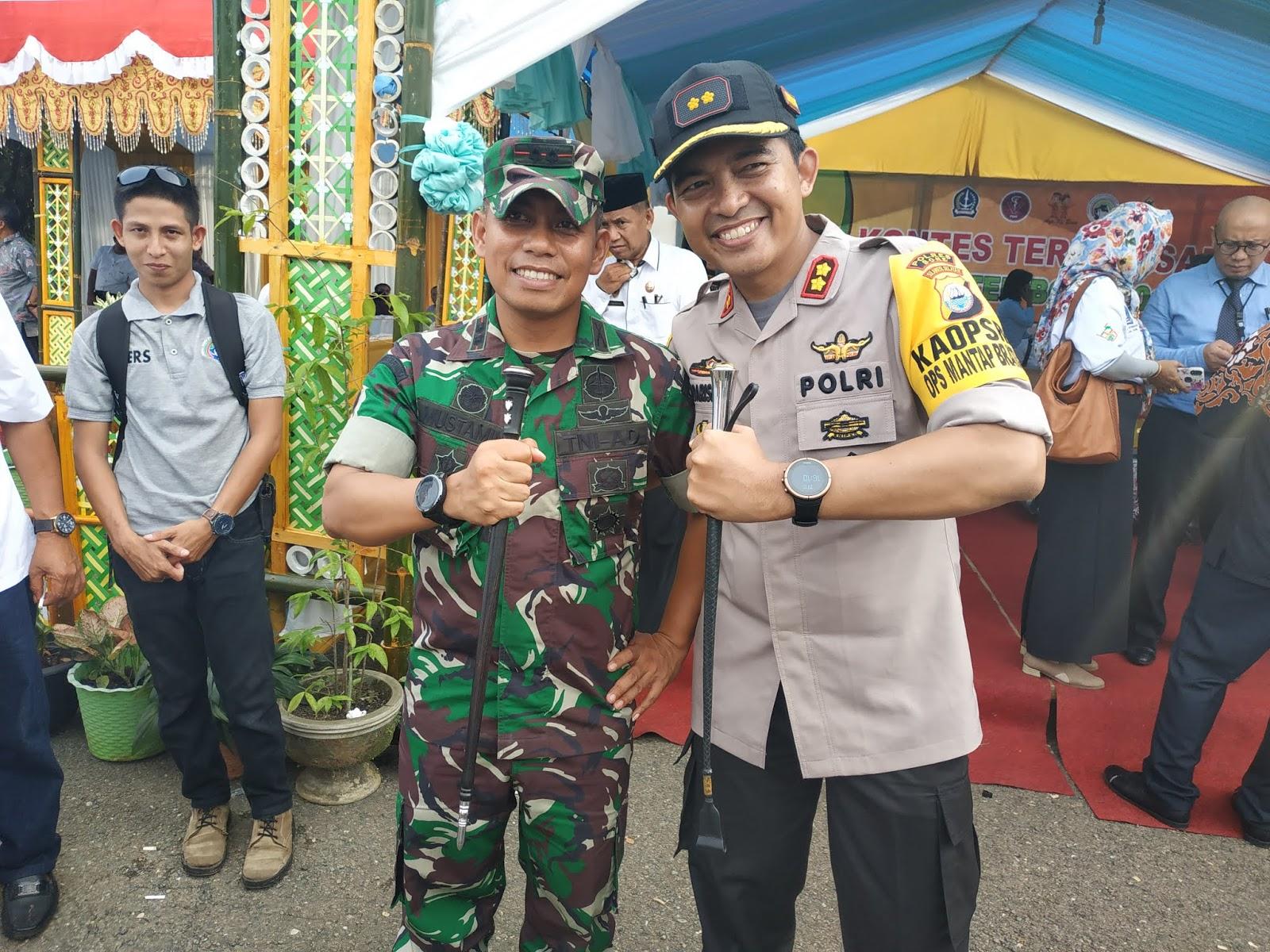Buat Warga Bone, Jangan Takut Gunakan Hak Pilihta, Keamananta Dijamin TNI-POLRI