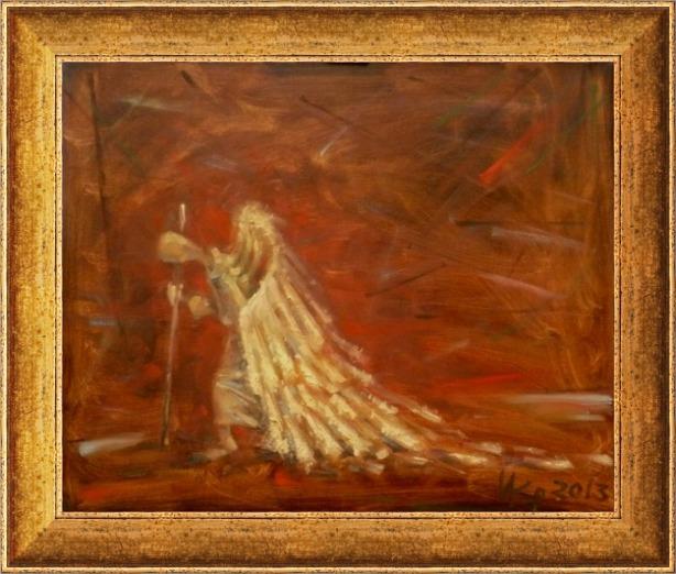 Иван Крутояров. Ноша ангела, бремя ангела, жизнь ангелов, философия, доля ангела