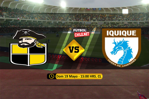 Mira Coquimbo Unido Deportes Iquique en vivo y online por la Primera División