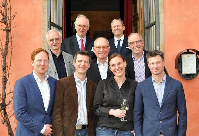 VDP Nahe-Ahr - der alte und der neue Vorstand
