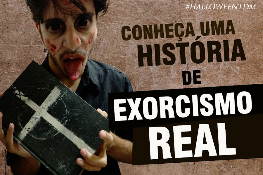 Exorcismo Darkside Books