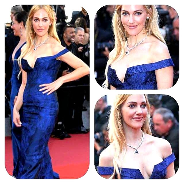 Meryem Uzerli la Festivalul de Film de la Cannes 2017