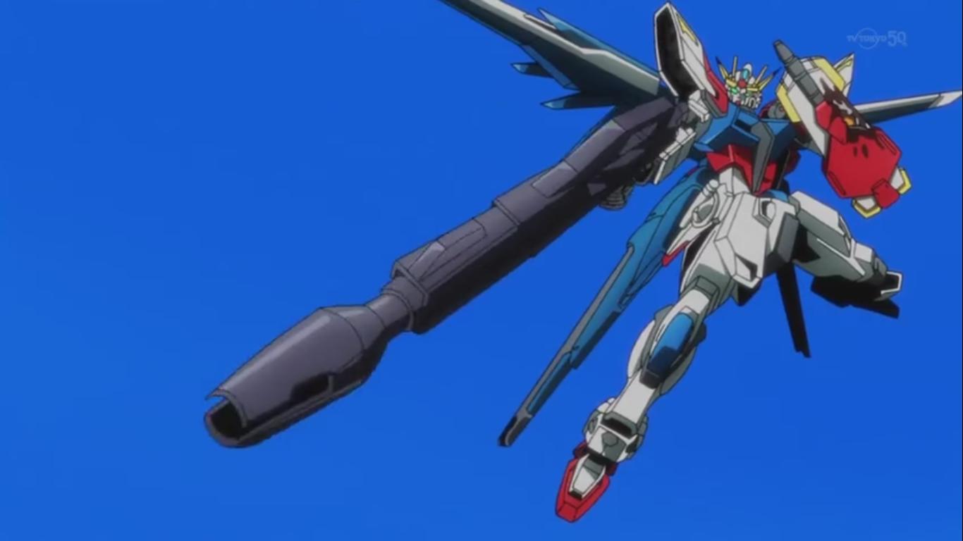Download Gundam Build Fighters Sub Indo Episode 15