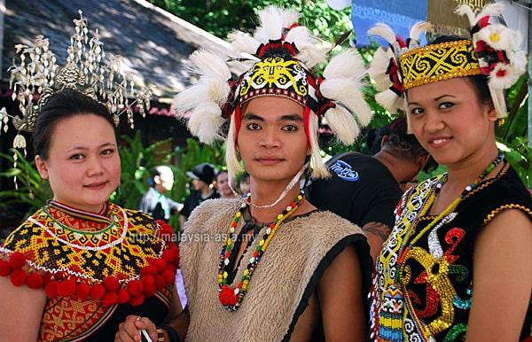 Sarawak Iban