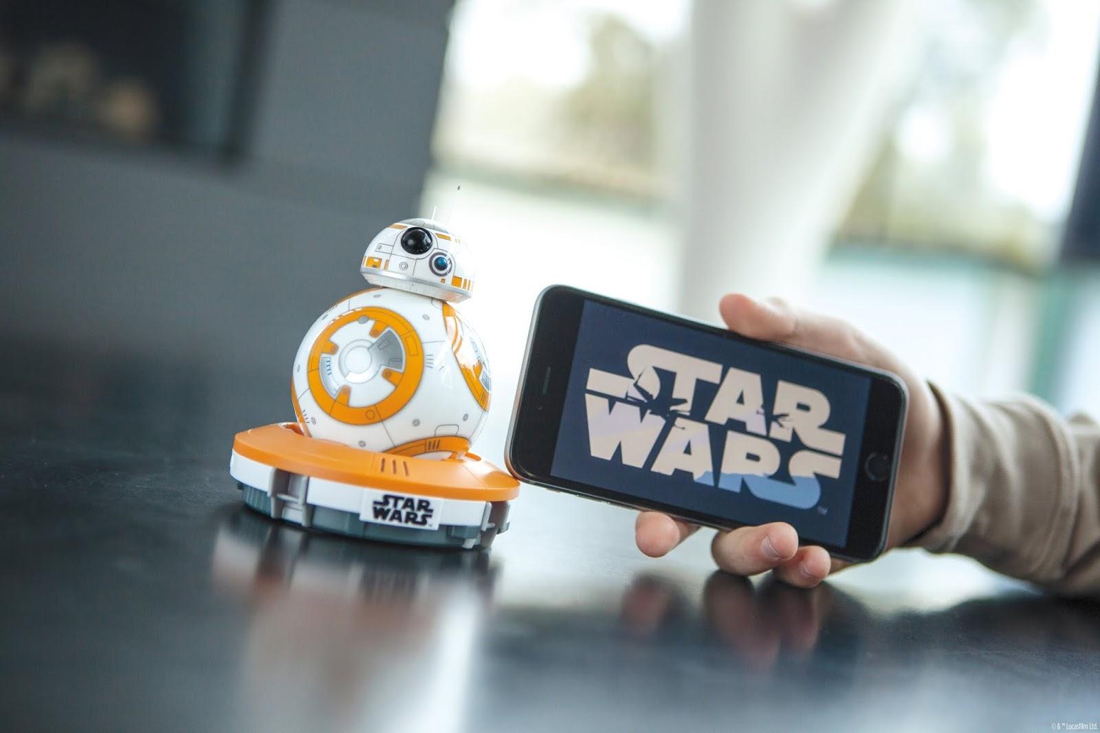 Something Else    Robot Sphero Star Wars BB-8 Droid 2591763010