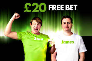 Stan James Football Bonus