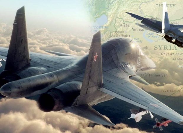 Η Ρωσία ανέστειλε τη συμφωνία με τις ΗΠΑ για την αεροπορική ασφάλεια στον συριακό εναέριο χώρο