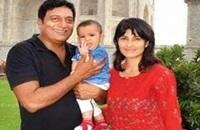 Prakash Raj becomes father at 50, welcomes a baby boy