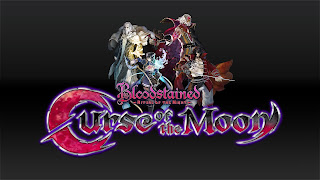 Bloodstained: Curse of the Moon Xbox One Wallpaper