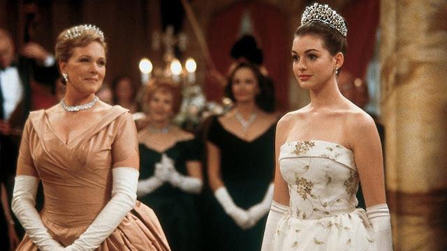 Το Ημερολόγιο μιας Πριγκίπισσας (2001)