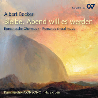 Becker: Romantic Choral Music