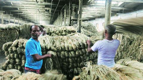 Hugli-Kolkata Industrial Region jute