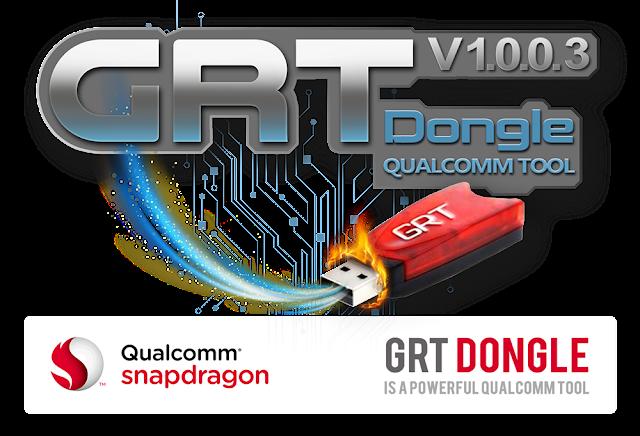 GRT Dongle Qualcomm V1.0.0.3 Free Version Download