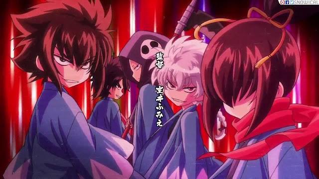 Chiruran: Nibun no Ichi (12/12) (70MB) (HDL) (Sub Español) (Mega)