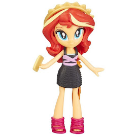 My Little Pony Equestria Girls Fashion Squad Fashion Squad Best Friends Sunset Shimmer Figure