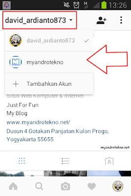 Cara Buat Multi Akun Instagram Dalam 1 Hp Android