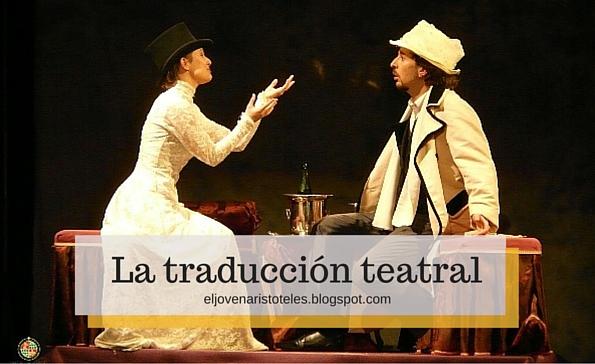 traducción teatral
