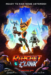 Heróis da Galáxia: Ratchet and Clank Dublado
