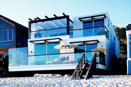 Desain Rumah Di Tepi Pantai