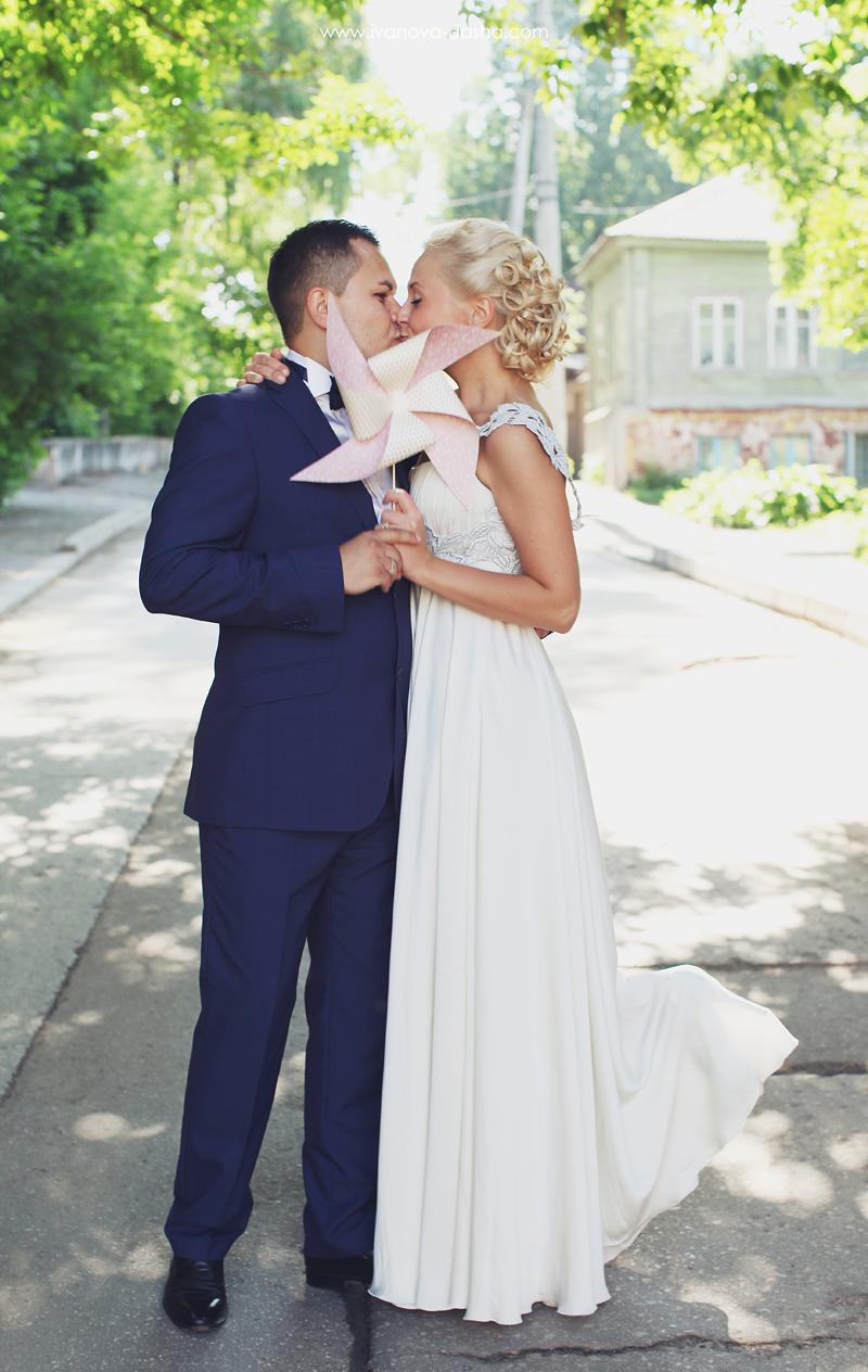 уютная свадьба