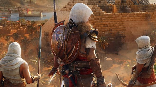 Análise  Assassin's Creed Origins: Os Ocultos