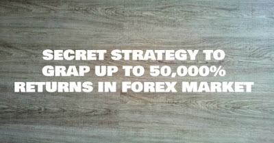 Secret Strategy To Grab Up To 50,000% Returns In The Forex Market, Secret Strategy, Forex, Market, Trading Strategy, Blog, Forex Friend Loan