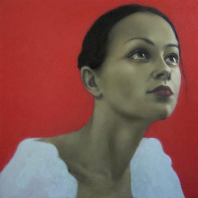Rodek Rola | Polish Portrait Painter | 1979