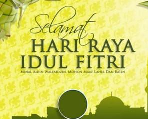 Contoh Ucapan Selamat Hari raya Idul Fitri Bahasa Sunda Tahun Ini