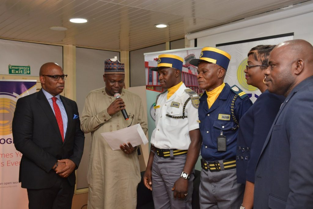 Security Personnel Rewarded With N500K, Scholarship After Returning Bag With Dollars