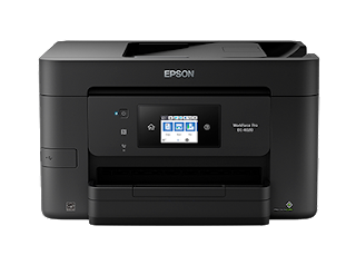 Epson WorkForce Pro EC-4020 drivers download Windows, Mac