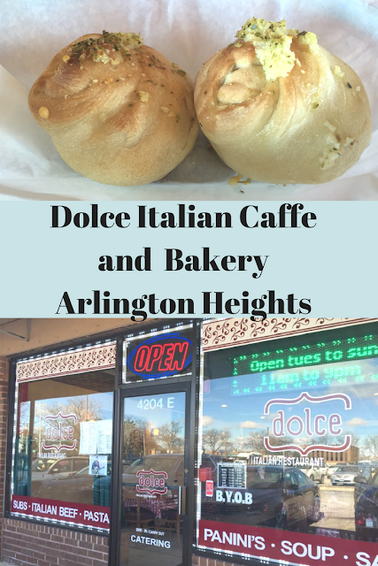 Dolce Italian Caffe and  Bakery in Arlington Heights