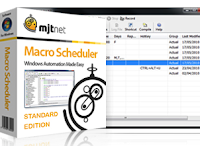 Macro Scheduler Lite 14.3.11 for Windows 10